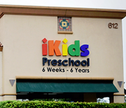 iKids building front